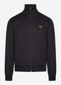 fred perry track jacket back print