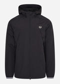 fred perry jas zwart