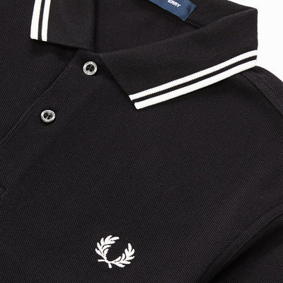 fred perry longsleeve polo