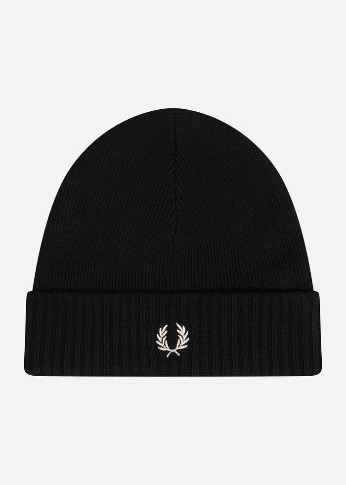 fred perry muts beanie