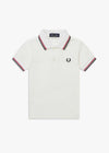 fred perry baby polo