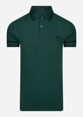 Twin tipped polo - ivy navy
