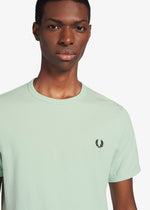fred perry t-shirt zomer