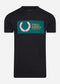 Sportswear t-shirt - black