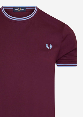 fred perry t-shirt west ham