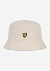 lyle and scott bucket hat sesame