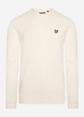 lyle and scott sweatshirt crewneck trui