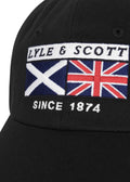 lyle and scott cap