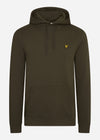 lyle and scott trui met capuchon