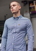 lyle and scott overhemd