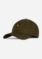 Ripstop cap - trek green