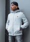 Softshell jacket - grey fog