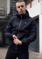 lyle and scott softshell jas zwart