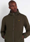 Softshell jacket - trek green