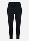 Siren fleece pant - black