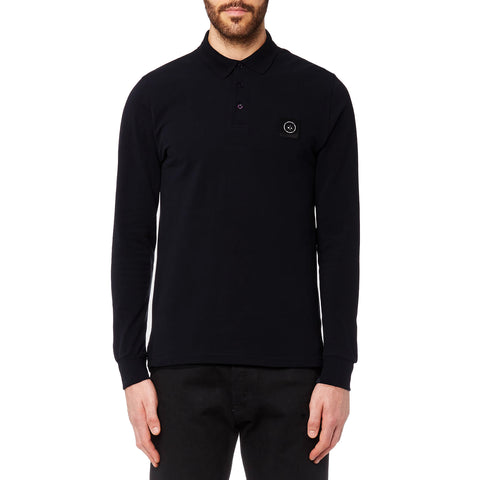 SIREN LS POLO | BLACK