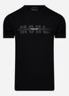 Hybrid tech t-shirt - black