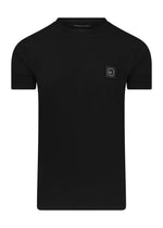 marshall artist tee black t-shirt
