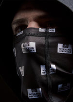 MASK/NECK GAITER - BLACK