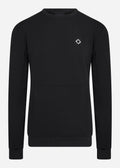 mastrum crewneck sweater tech fleece