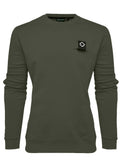 mastrum crewneck oil slick