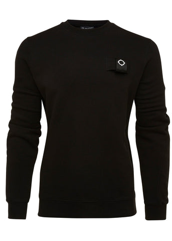 mastrum training crewneck sweater trui