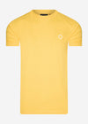 mastrum icon tee yellow