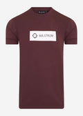 mastrum icon box logo tee tshirt
