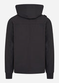 mastrum softshell overhead zwart black jacket