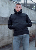 mastrum overhead softshell jacket black