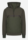 mastrum softshell overhead jacket jas oil slick
