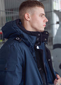 mastrum down torch parka winterjas
