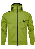 mastrum soft shell jas jacket