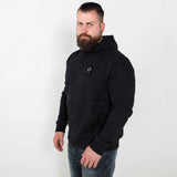 MA.STRUM - Vest FULL ZIP TRACK SWEAT Dark navy