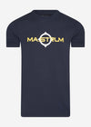 mastrum t-shirt ink navy