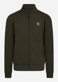 mastrum tech fleece vest oil slick