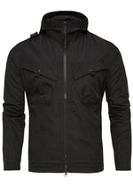 mastrum zomerjas jacket zwart black