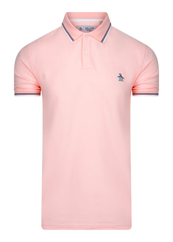 original penguin polo pink