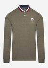 longsleeve polo peaceful hooligan