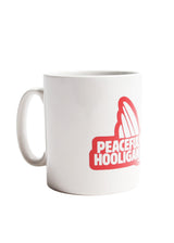 peaceful hooligan mug