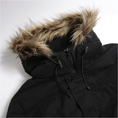 peaceful hooligan winterjas parka