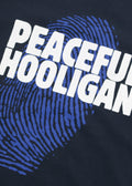 peaceful hooligan t-shirt