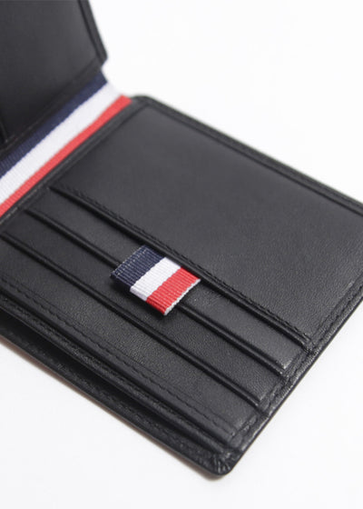 BILL WALLET -  BLACK