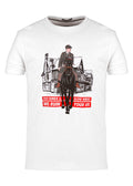 peaky blinder t-shirt white weekend offender