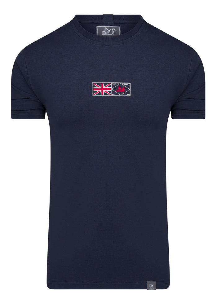 FINEST T-SHIRT NAVY