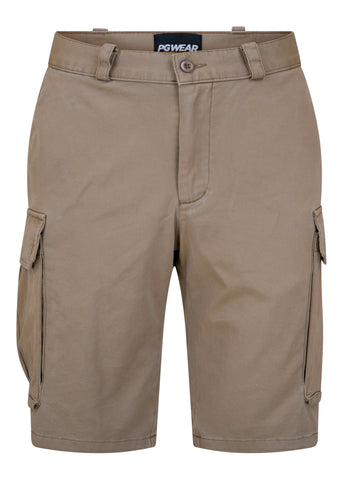 CARGO SHORTS DEFEND - SAND
