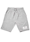 Action short - grey marl