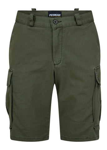 CARGO SHORTS DEFEND - GREEN