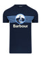 t-shirt barbour clothing