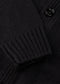 weekend offender cardigan black vest